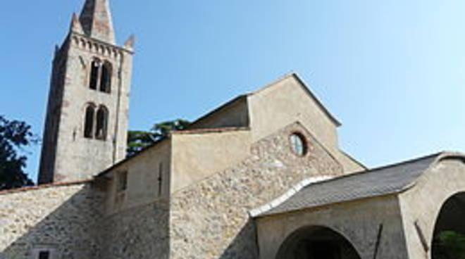 Borgio Verezzi santuario madonna del buon consiglio