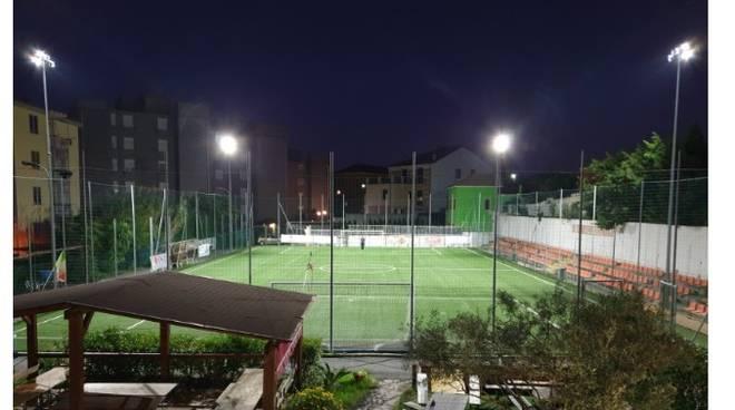 campo sportivo Giuan Nasi s