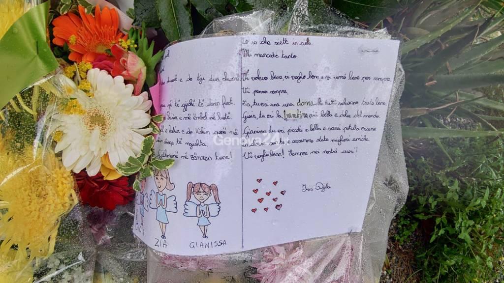 Commemorazione delle vittime dell'alluvione del Fereggiano 4 novembre 2011 - 4 novembre 2020