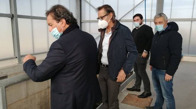 Depuratore Albenga