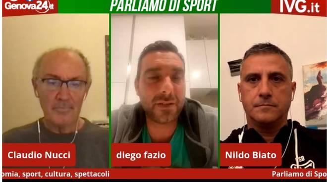 Diego Fazio e Nildo Biato