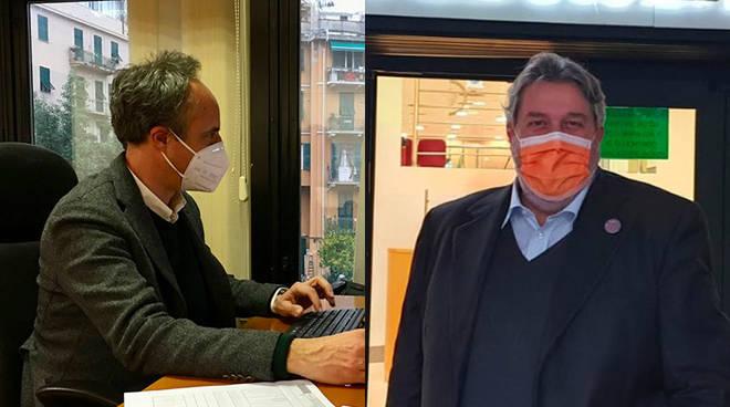 Ferruccio Sansa Angelo Vaccarezza