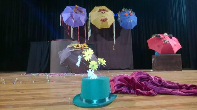 """Finale Ligure """"Giochi di Carnevale"""" spettacolo Teatro delle Udienze"""