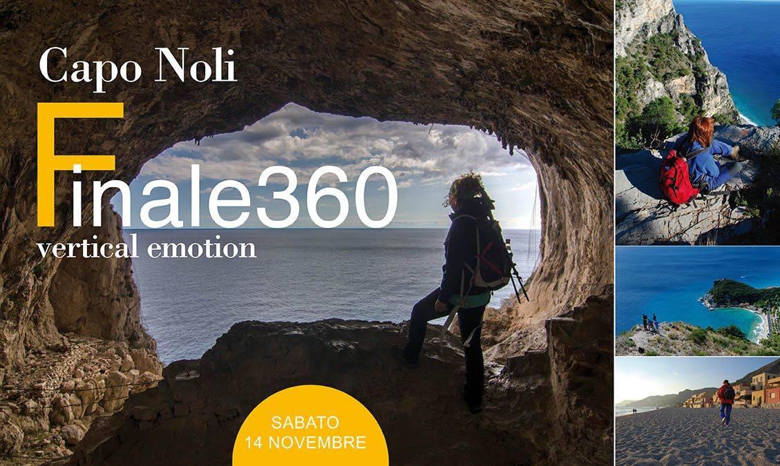 """""""Finalese 360"""" escursione Capo Noli"""