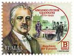 francobollo amadeo peter giannini