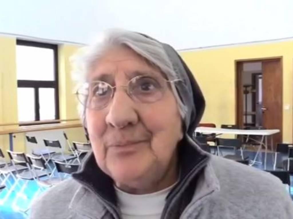 Suor Clara Alassio