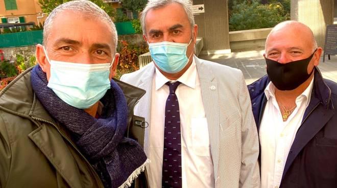 Claudio Muzio + Andrea Costa e Antonio Bissolotti (liguria popolare)