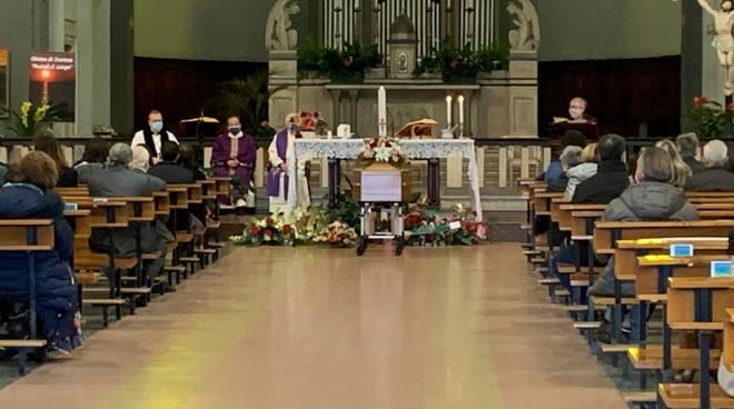 funerale pio vintera