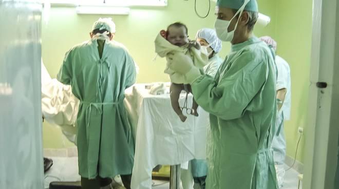 neonato parto punta nascita
