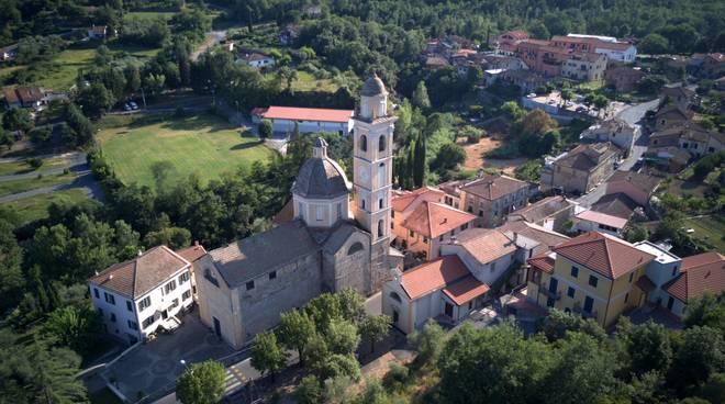 Garlenda Veduta Panorama