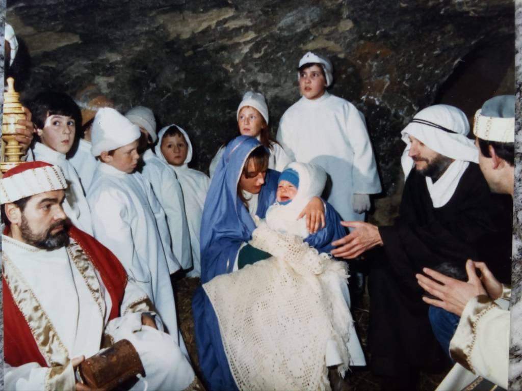 Roccavignale Presepe Vivente 1985