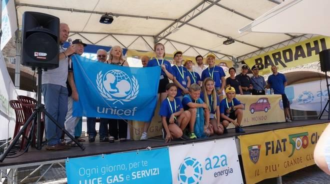 Fiat 500 Club Giornata diritti infanzia adolescenza
