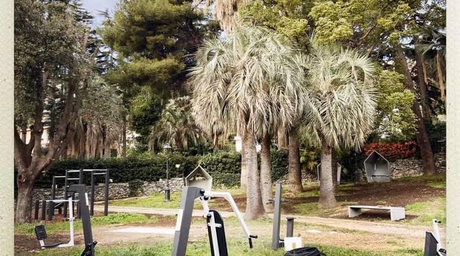 Parco puccio albissola