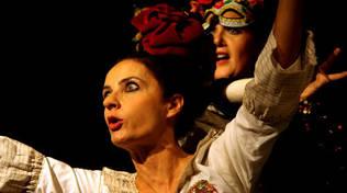 """""""Il sogno di Frida"""" spettacolo teatrale Cattivi Maestri"""