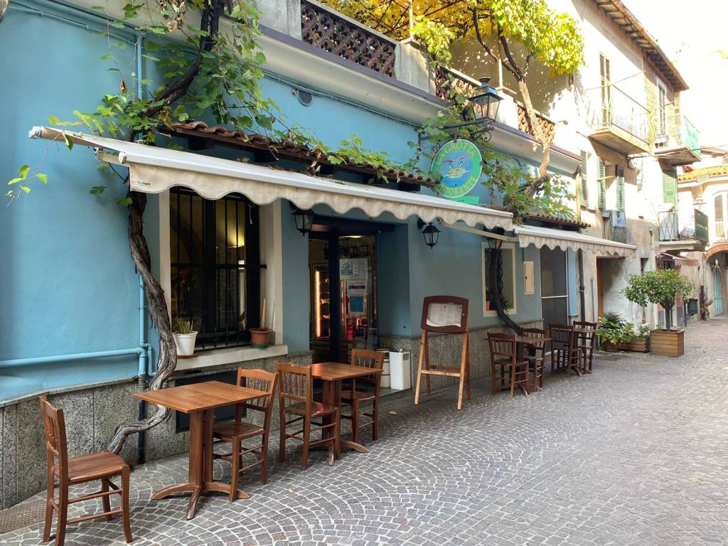 Liguria zona gialla, bar e ristoranti di Cairo il giorno dopo il Dpcm