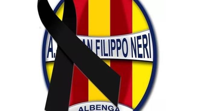 Lutto per la San Filippo Neri Albenga