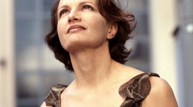 Maddalena Crippa attrice teatro