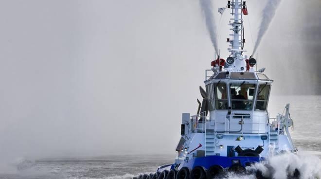 med seawork, rimorchiatore