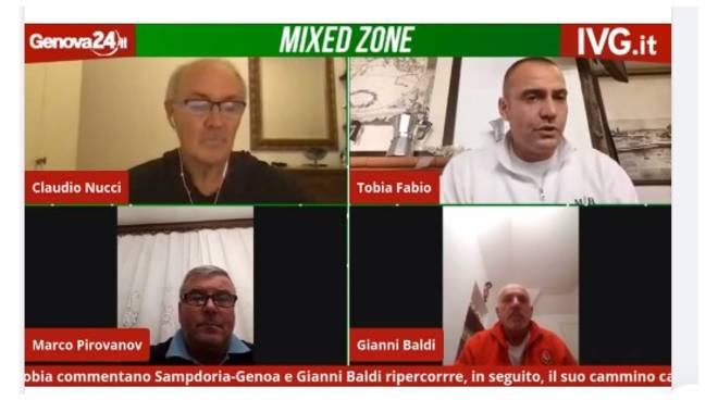 Mixed Zone,
