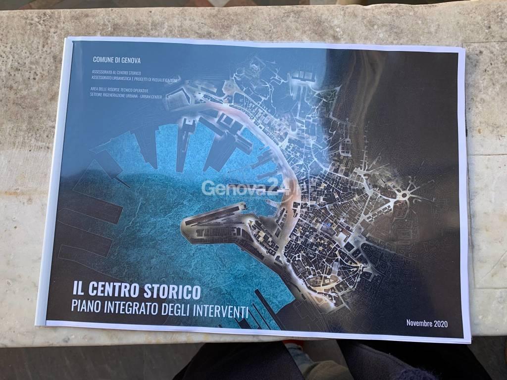 Piano Centro Storico Caruggi