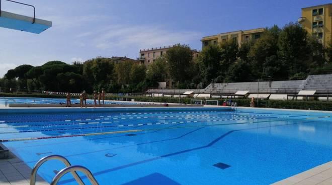 piscine d'albaro