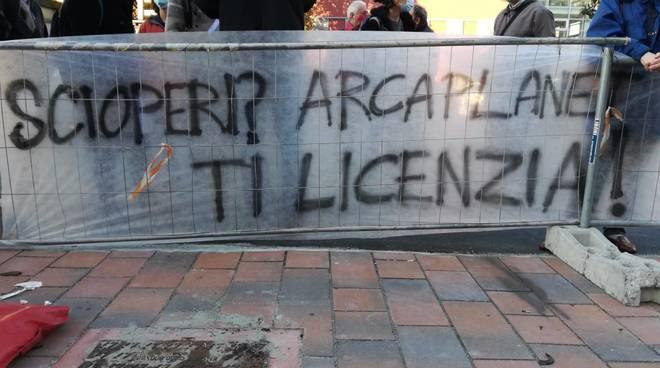 protesta arcaplanet