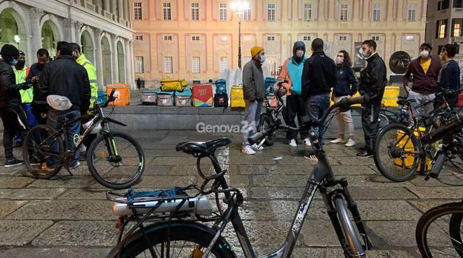 protesta riders