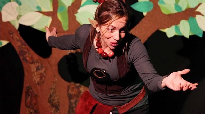 """Savona """"Çedrito"""" spettacolo Irene Gulli Teatro dell'Ortica"""