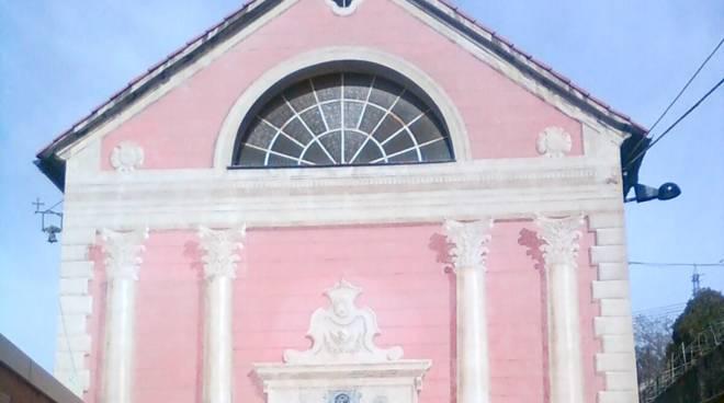 Savona Lavagnola Oratorio San Dalmazio