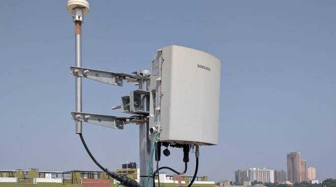 small cell antenne 5g