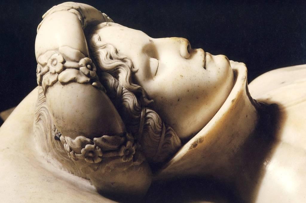 Monumento funebre Ilaria del Carretto