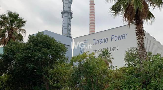 tirreno power nuova