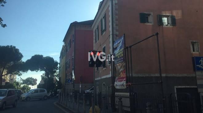 Via Santa Brigida Celle Ligure