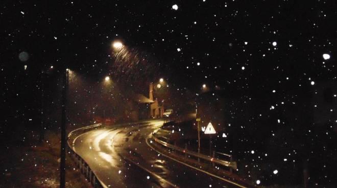 allerta neve 1 dicembre 2020