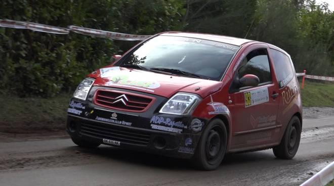 """New Racing for Genova ok al rally \""""Ciocchetto\"""" con Canepa e la De Paoli"""