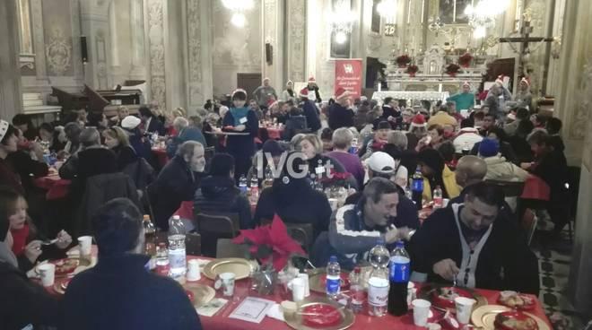 Il #Natalepertutti della Comunità di Sant\'Egidio a Savona