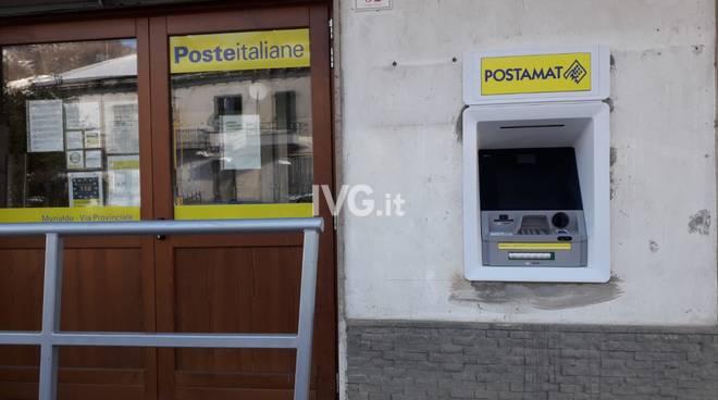 Poste Italiane apre a Murialdo il Postamat