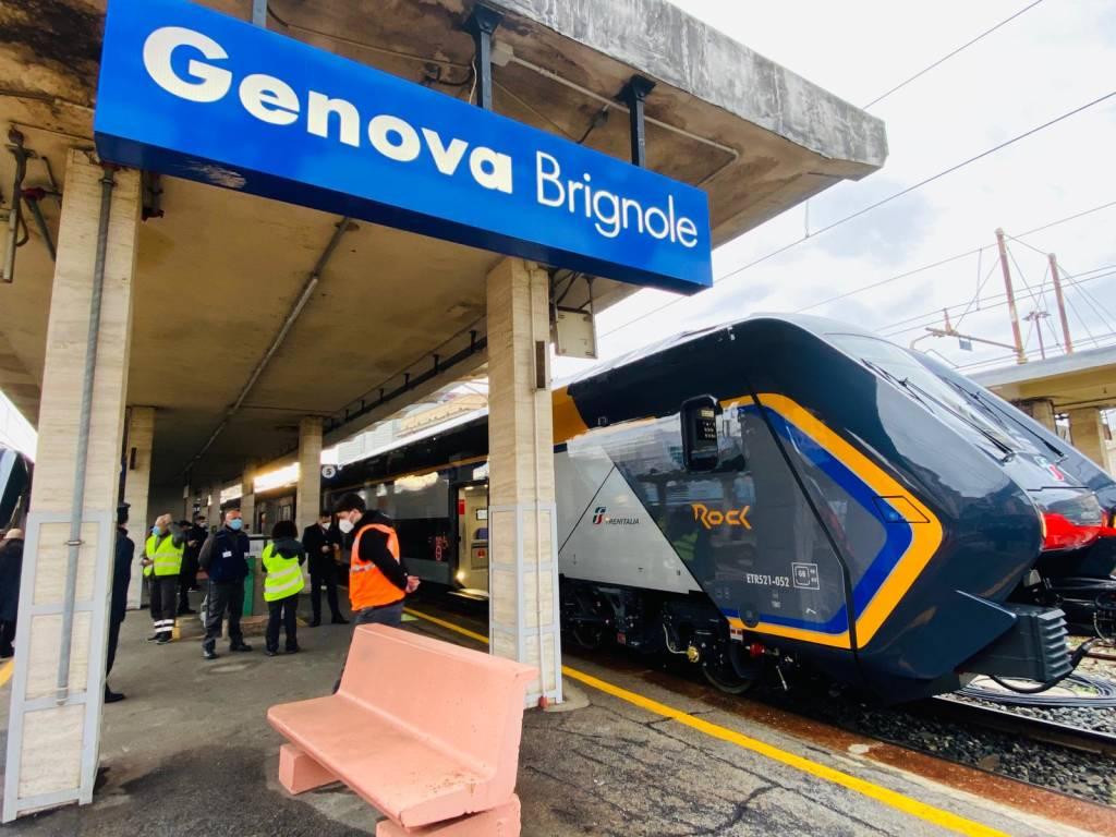 consegna treni nuovi