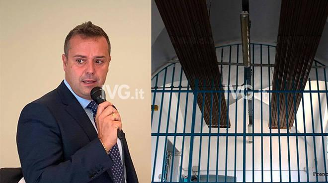 Eraldo Ciangherotti carcere