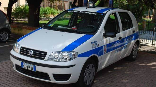 Polizia municipale Toirano