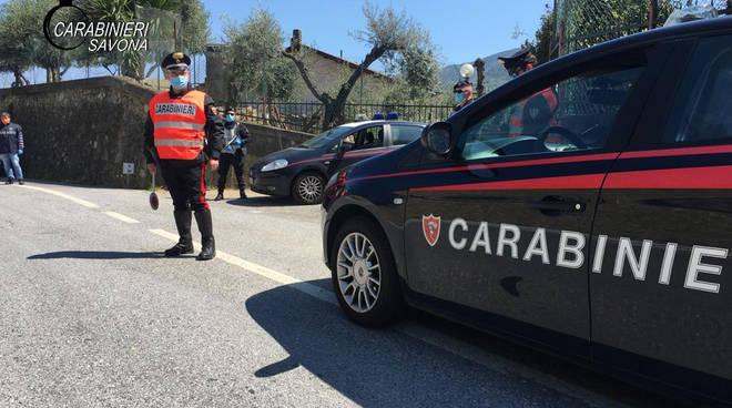 Operazione Antidroga Albenga Carabinieri