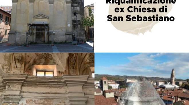 ex chiesa san sebastiano cairo