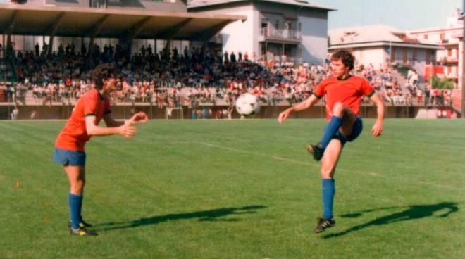 Mondiali 1982 Ritiro Alassio