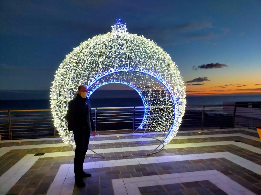 Andora Luminarie 2020 Natale
