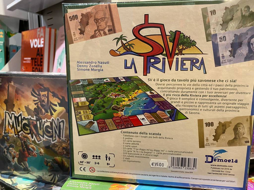 Mugrugni La Riviera