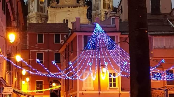 Laigueglia Natale 2020 luminarie