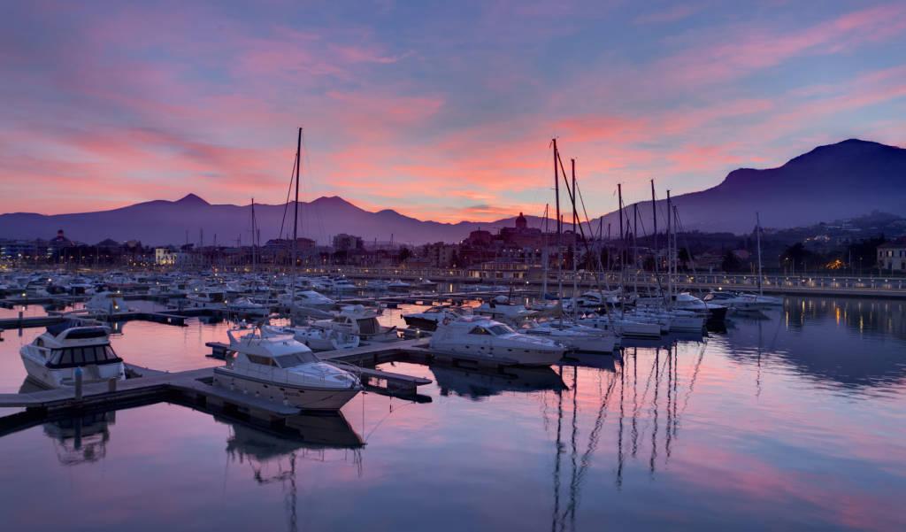 Marina di Loano Panorama