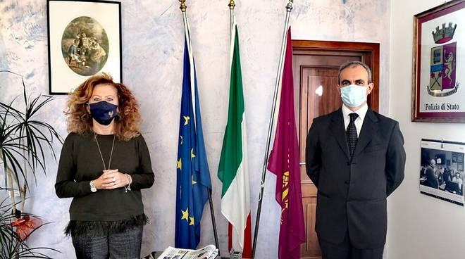 Questura Savona Giannina Roatta Agostino Gallo