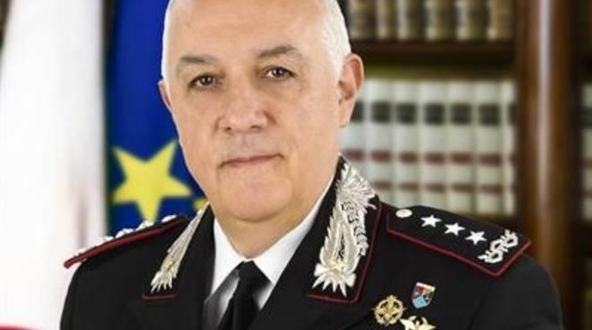 Carabinieri Teo Luzi