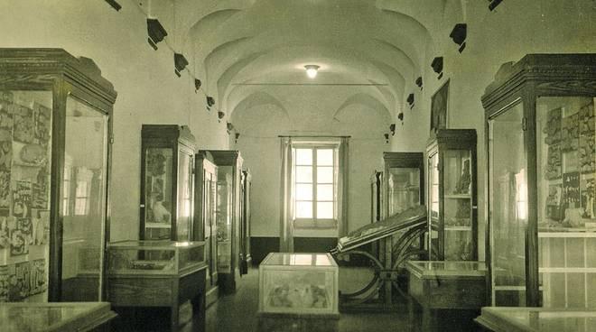 Museo Archeologico Finale Foto Storica